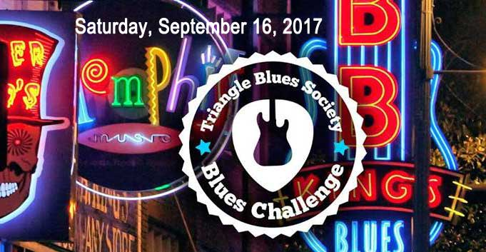 2017 TBS Blues Challenge Call for Entries