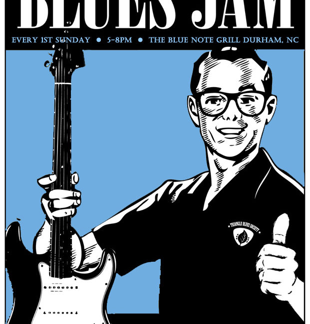 11/4/18 TBS 1st Sunday Blues Jam:  Good Rocking Sam